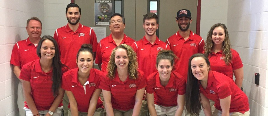 March Is National Athletic Training Month - University of