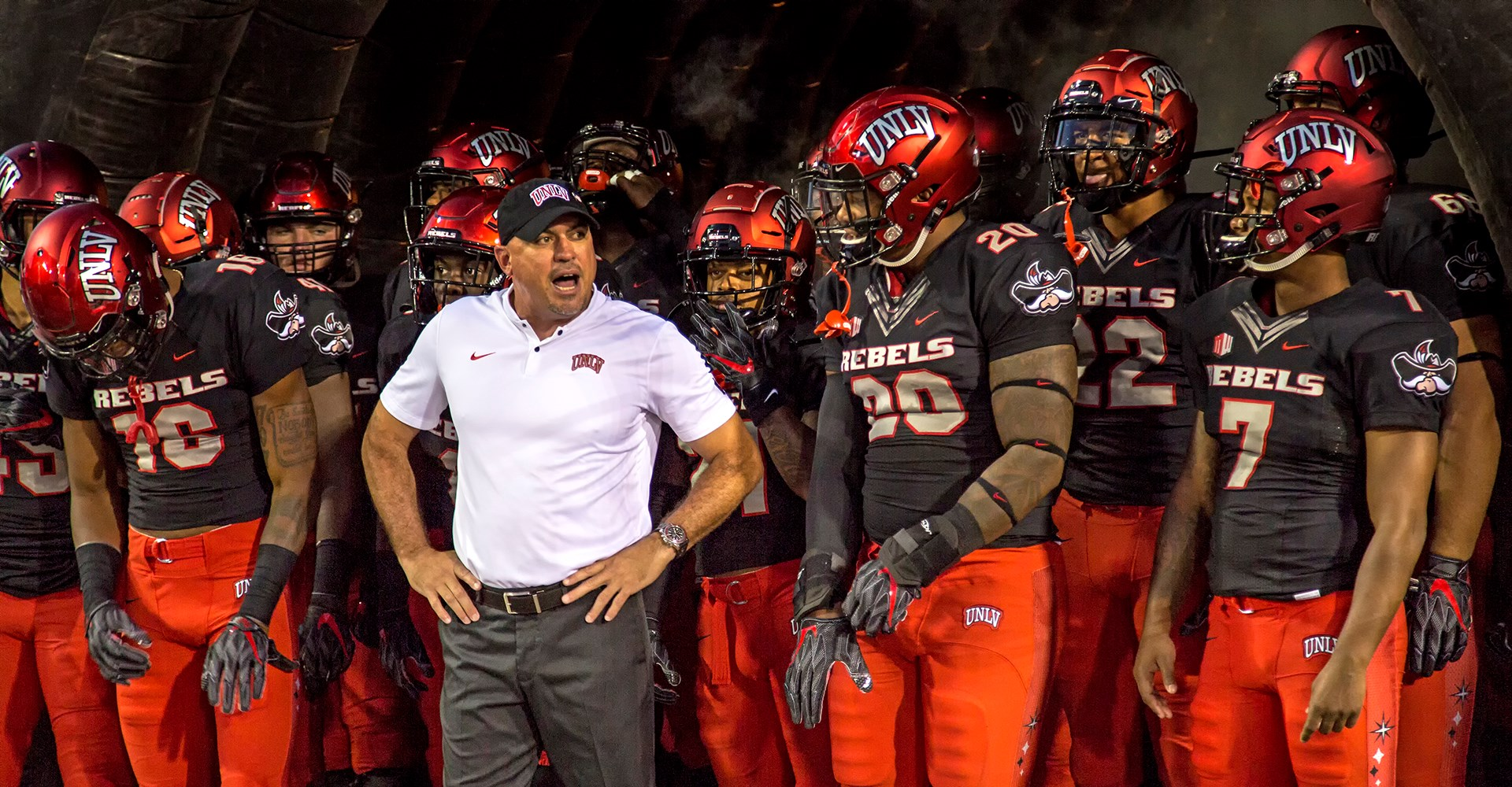Four UNLV Football Games Picked Up By National TV - University of ...