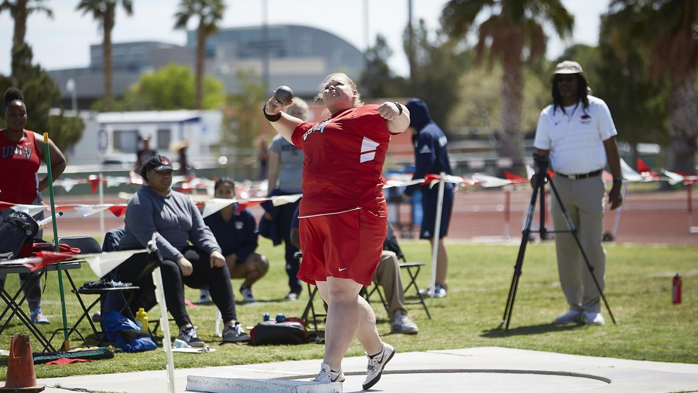 Women's Track & Field - University of Nevada Las Vegas Athletics