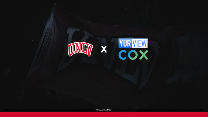 Cox's YurView Las Vegas To Televise Wednesday's UNLV Men's Basketball Game - University of Nevada Las Vegas Athletics