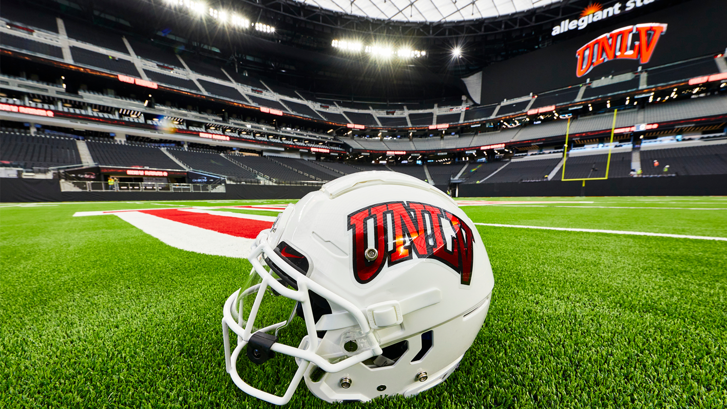 Football - University of Nevada Las Vegas Athletics